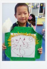 6岁 桐桐《狮子王》