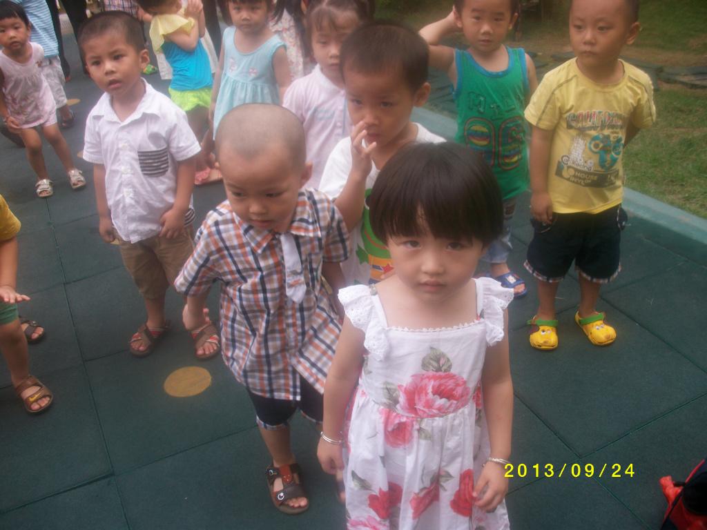 三亚东方之星幼儿园欢乐时光