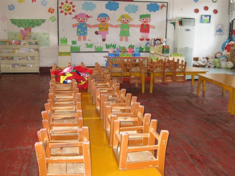 麻城市幼儿园开学啦