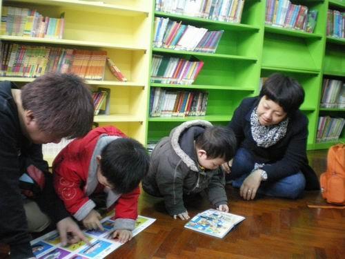 广州市少年儿童图书馆亲子阅读活动报道