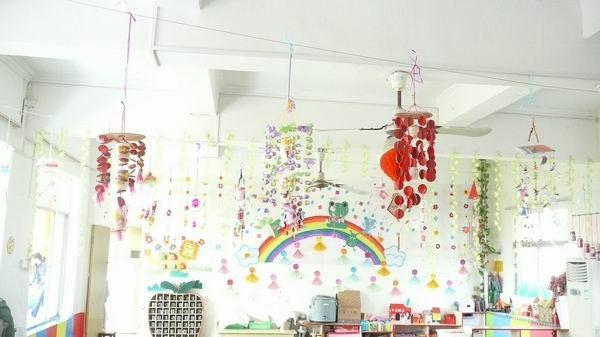 市幼儿园重视班级环境创设